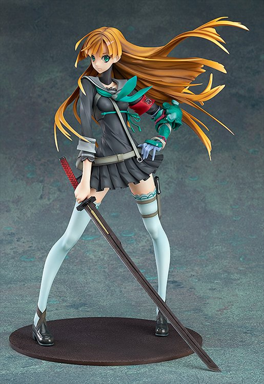 7th Dragon 2020- 1/7 Samurai Katanako Another Color Version PVC Figure