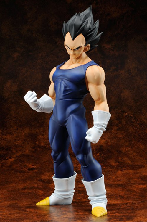 Dragon Ball Z - Vegeta Gigantic Series PVC Figure