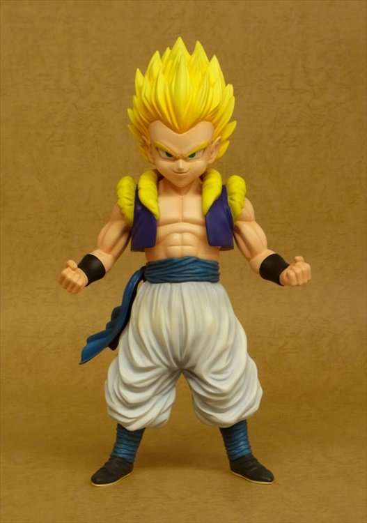 Dragon Ball Z - Gotenks Super Saiyan Version Gigantic Series PVC Figure