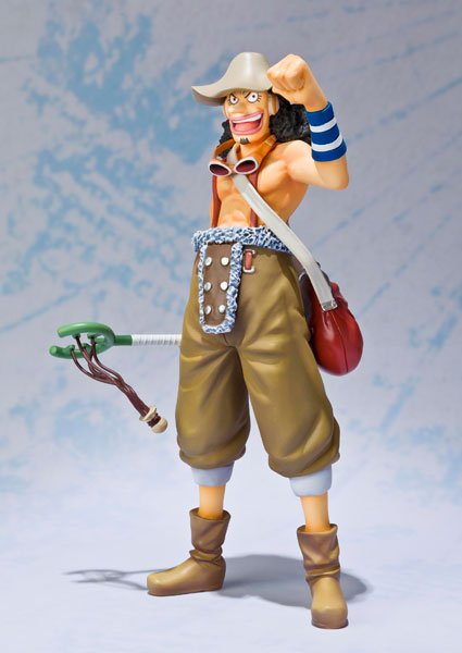 One Piece- Usopp New World Version Figuarts ZERO PVC Figure