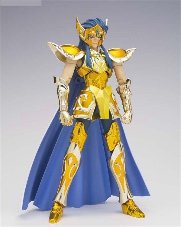 Saint Seiya - Saint Myth Cloth EX Aquarius Camus PVC Figure