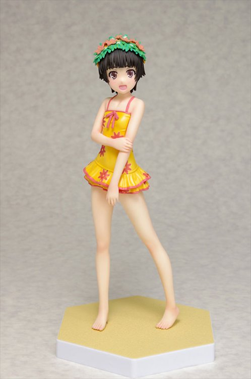To Aru Kagaku no Railgun- 1/10 Kazari Uiharu Beach Queens PVC Figure