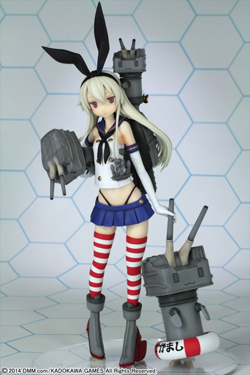 Kantai Collection- 1/8 Kan Colle Shimakaze PVC Figure