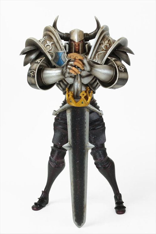 Dragons Crown- 1/4.5 Fighter Polyresin Figure