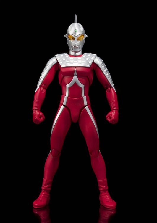 Ultra Seven- Ultra Seven Ultra-Act Re-Release