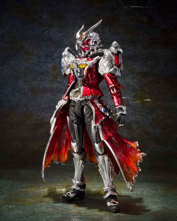 Kamen Rider Wizard- Kamen Rider Wizard Frame Dragon & All Dragon S.I.C.