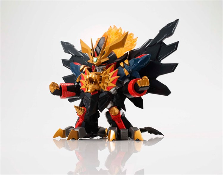 The King of Braves GaoGaiGar Final- Genesic GaoGaiGar Nxedge Style