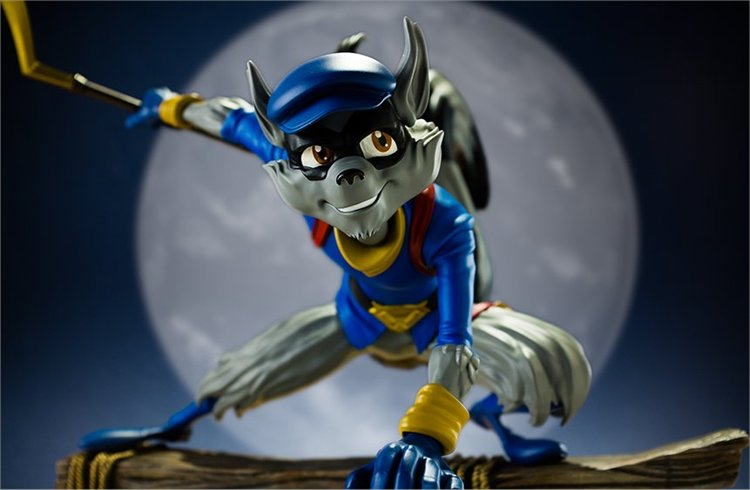 Sly Cooper- PVC Figure