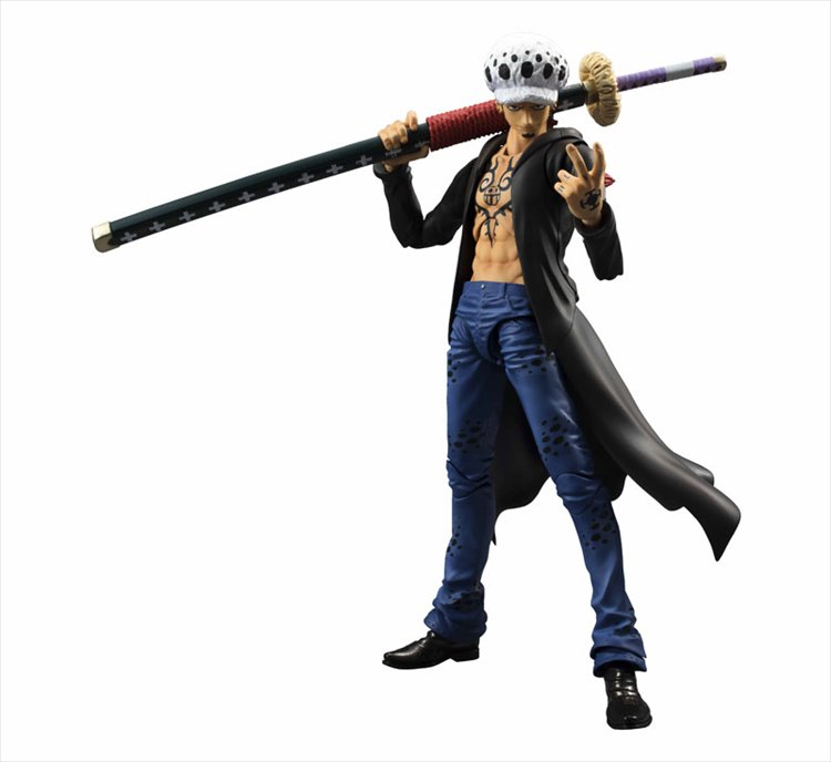 One Piece- Trafalgar Law Variable Action Heroes Figure