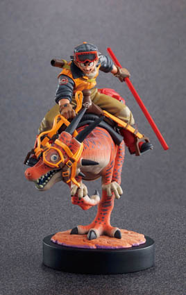 Dragon Ball Z- Goku Real McCoy Version PVC Figure
