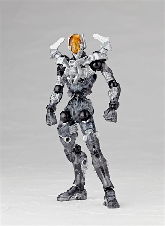 Nexus- 020 Assemble Borg Figure