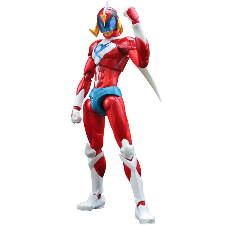 Hurricane Polymar- Action Figure Tatsunoko Heroes Fighting Gear