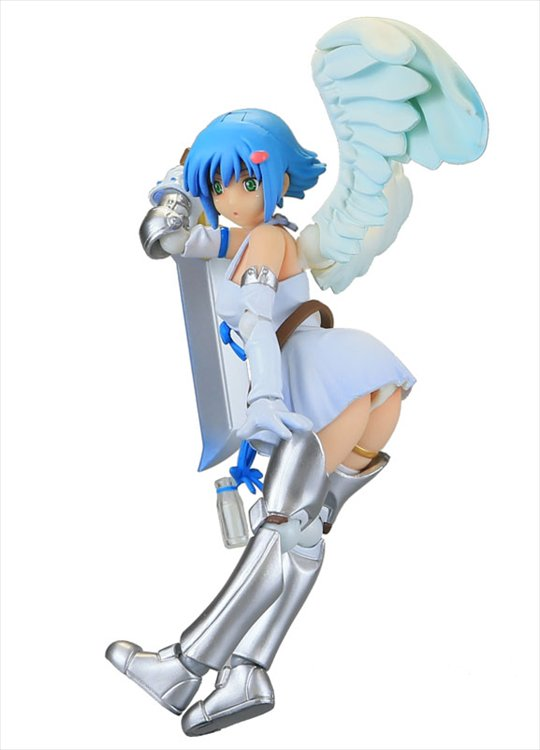 Queens Blade- Angel of Light Nanael Legacy of Revoltech LR-021