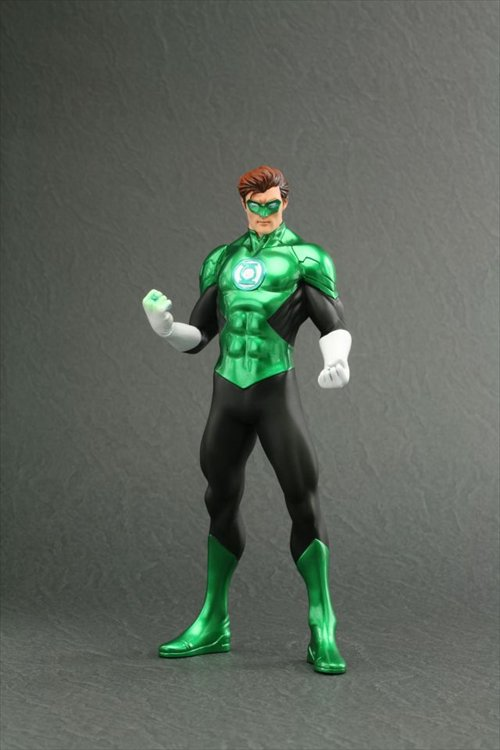 DC Comics- 1/10 Green Lantern New 52 ArtFx+ Statue Re-Release