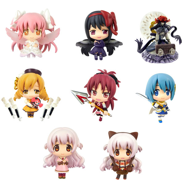 Puella Magi Madoka Magica the Movie Rebellion Story- Color Colle DX Trading Figure BLIND BOX