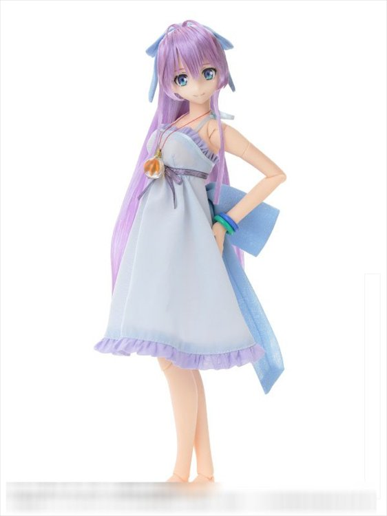 Nananas Buried Treasure- Nanana Ryugajo Pure Neemo Character Series No 84 Complete Doll