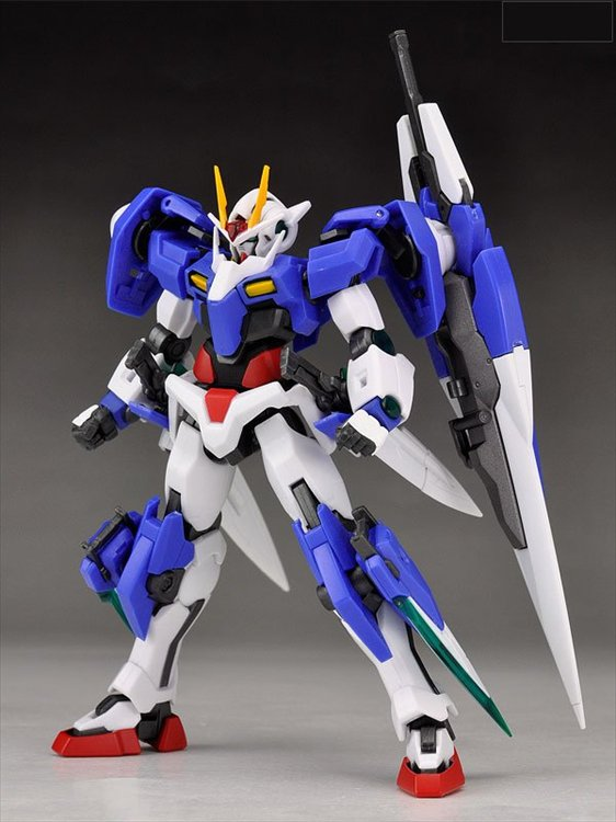 Gundam- Gundam Seven Swords SIDE MS- 00 Robot Spirits Figure