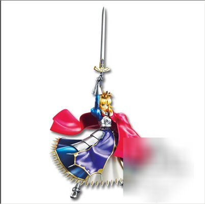 Fate- Saber The Proud King of Knights Last One Version Saber Fest PVC Figure