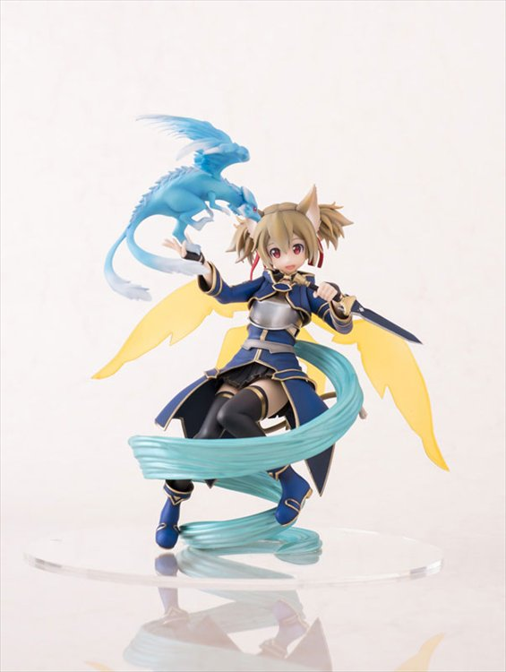 Sword Art Online 2- 1/8 Silica ALO Version PVC Figure