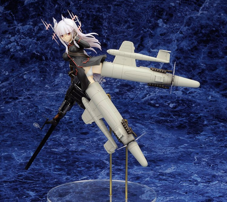 Strike Witches The Movie- 1/8 Heidemarie W. Schnaufer PVC Figure