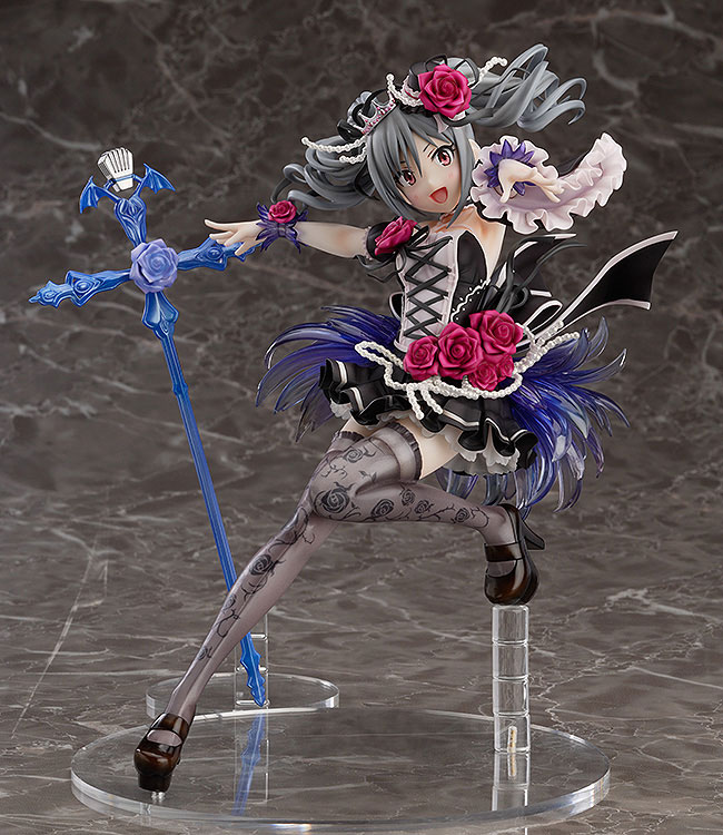Idol Master Cinderella Girls- 1/8 Ranko Kanzaki Anniversary Princess Version PVC Figure