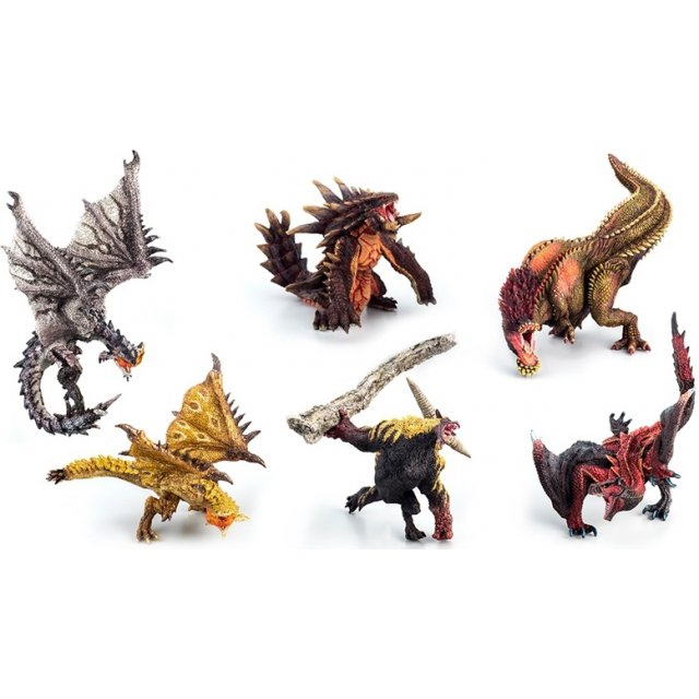 Monster Hunter- Capcom Figure Builder Standard Model Plus Anger Version- Single BLIND BOX