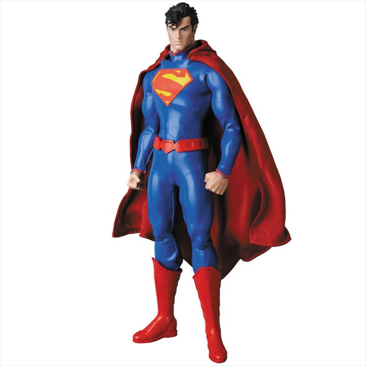 Justice League- Superman The New Version RAH No 702 Real Action Heroes