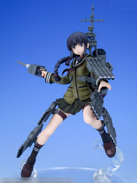 Kantai Collection- 1/8 Kitakami Kai PVC Figure