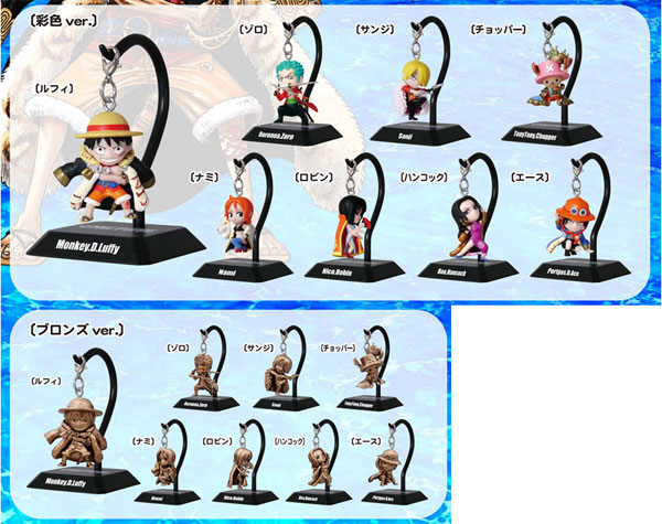 One Piece- Swing Figure Collection- Single BLIND BOX