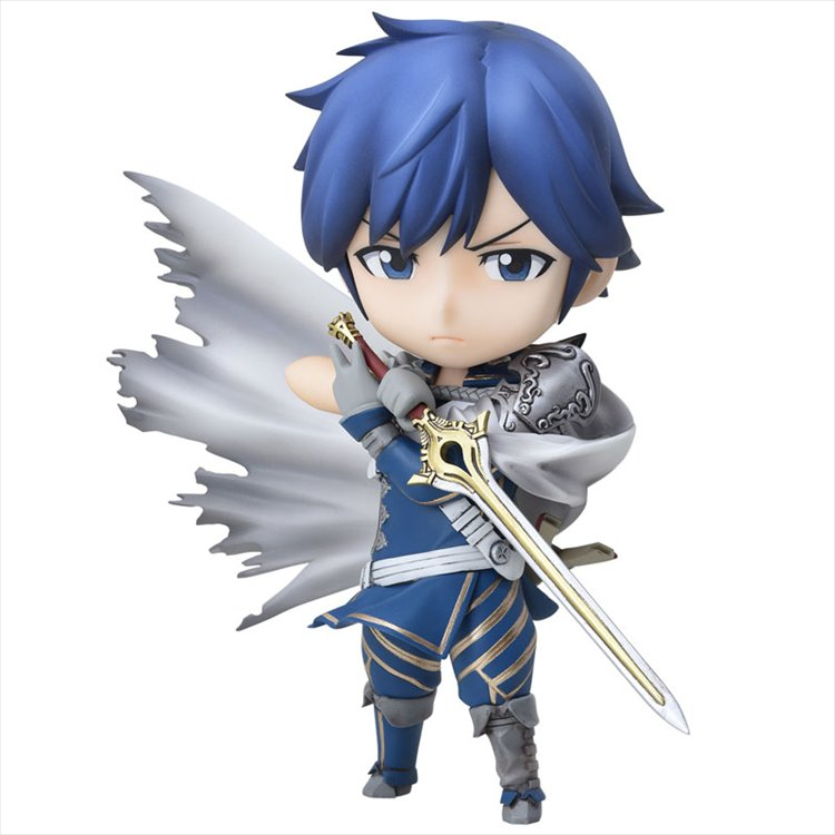 Fire Emblem Awakening- Chrom 004 CharaForm Figure
