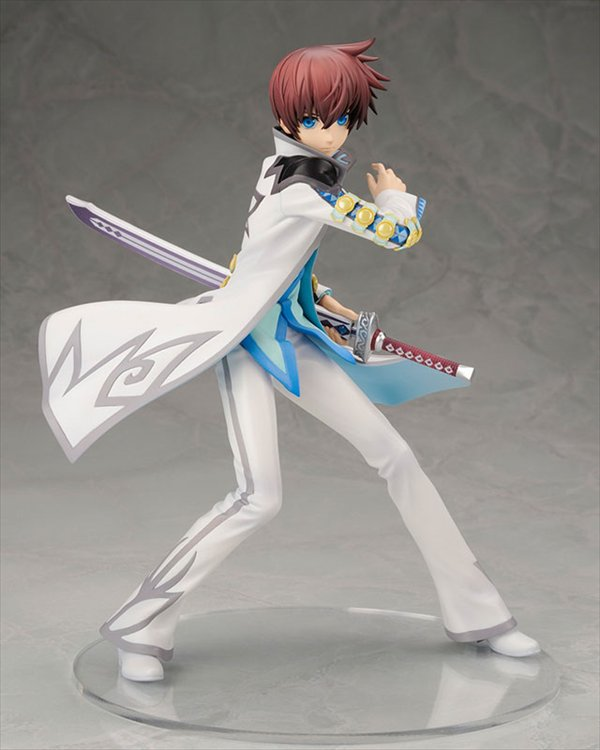 Tales of Graces F- 1/8 Asbel Lhant PVC Figure