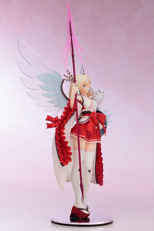 Cardfight Vanguard- 1/8 Omniscience Regalia Minerva Ani Statue