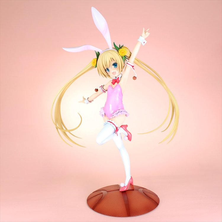 Ro Kyu Bu- 1/7 Maho Misawa Usagi Version PVC Figure