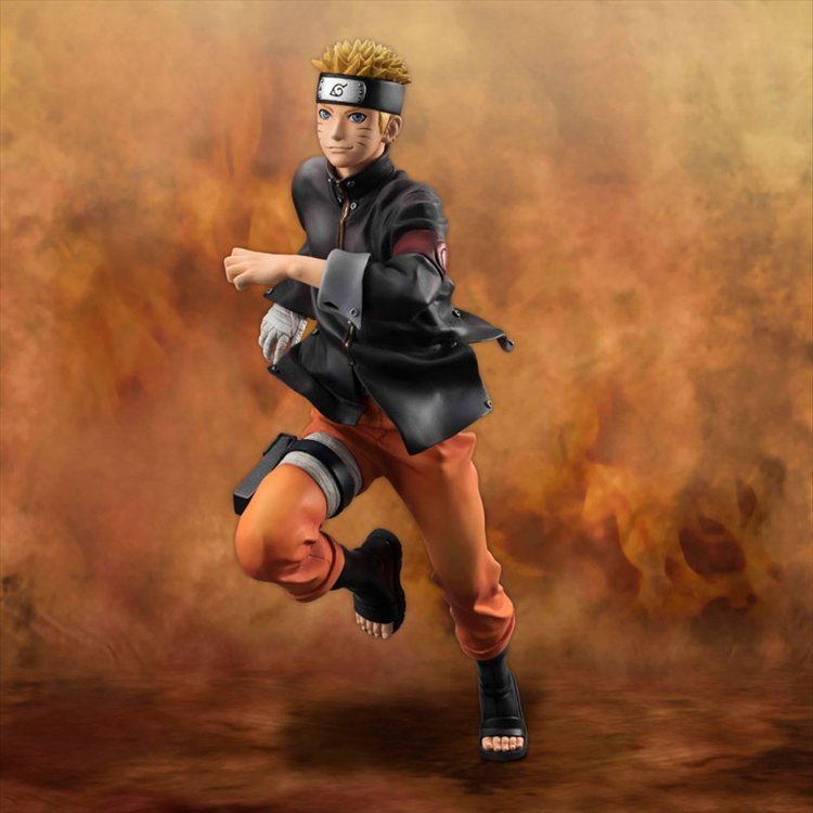 The Last Naruto The Movie- 1/8 Naruto Uzumaki GEM Series PVC Figure
