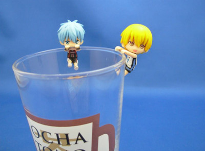 Kuroko Basketball- Ochatamo Limited Edition Kuroko and Kise Away Uniform Version