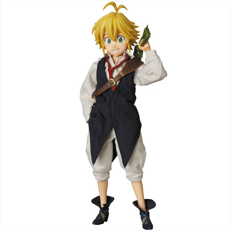 The Seven Deadly Sins- Meliodas Real Action Heroes RAH