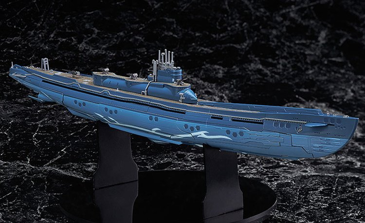 Arpeggio of Blue Steel Ars Nova- 1/350 GSA I-401