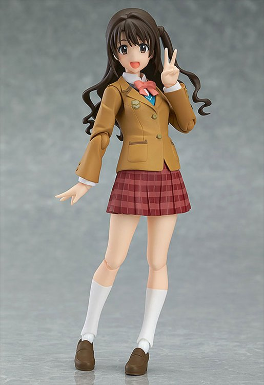 Idol Master Cinderella Girls- Uzuki Shimamura Cinderella Project Version figma