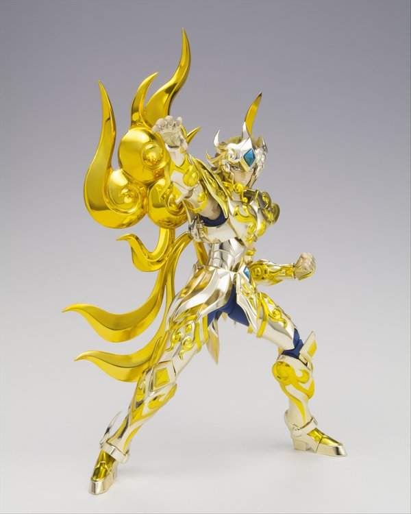 Saint Seiya- Leo Aiolia God Cloth Myth EX