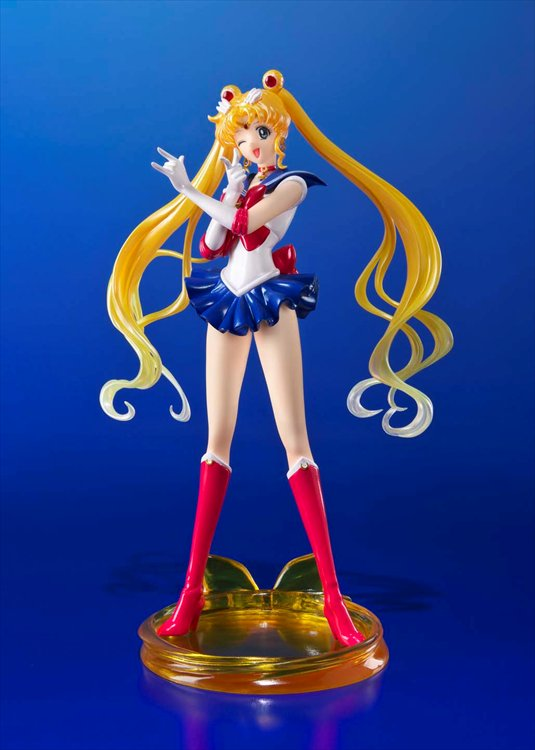 Sailor Moon Crystal- Sailor Moon Figuarts Zero