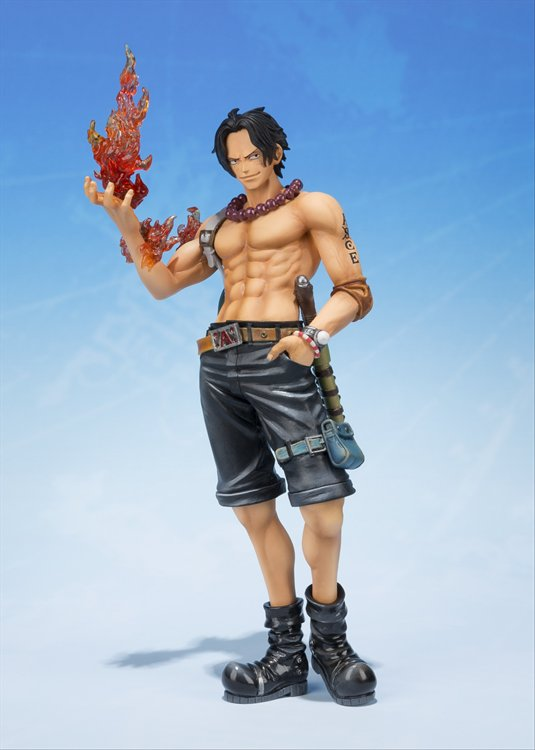 One Piece- Portogas D Ace 5th Anniversary Edition Figuarts Zero