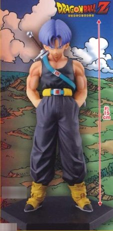 Dragon Ball Z - Trunks Banpresto Figure