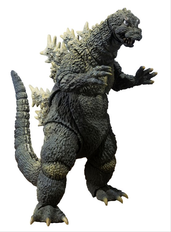 Godzilla - 1964 Emergence of Godzilla Version SH Monsterarts