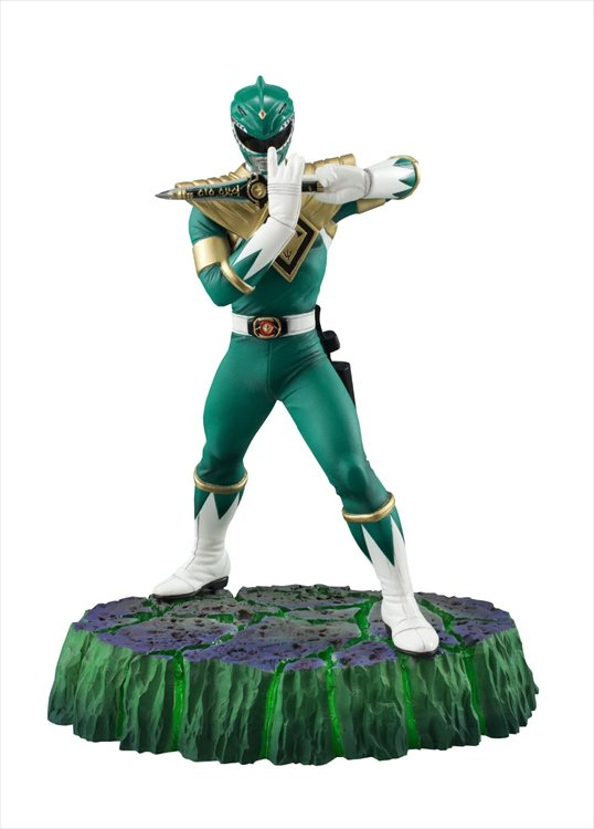 Mighty Morphin Power Rangers - Green Ranger Figuarts Zero