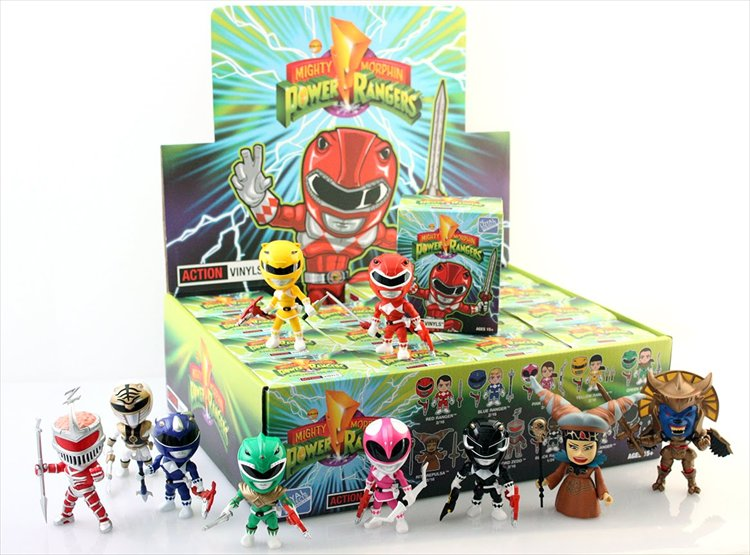 Mighty Morphin Power Rangers - Trading Figures Wave 1 - Single BLIND BOX