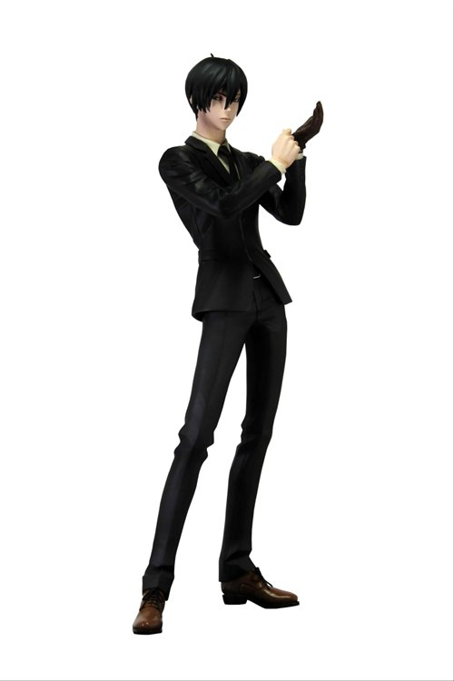 Psycho Pass 2 - Nobuchika Ginoza with Gloves mensHdge technical No. 12 PVC Figure