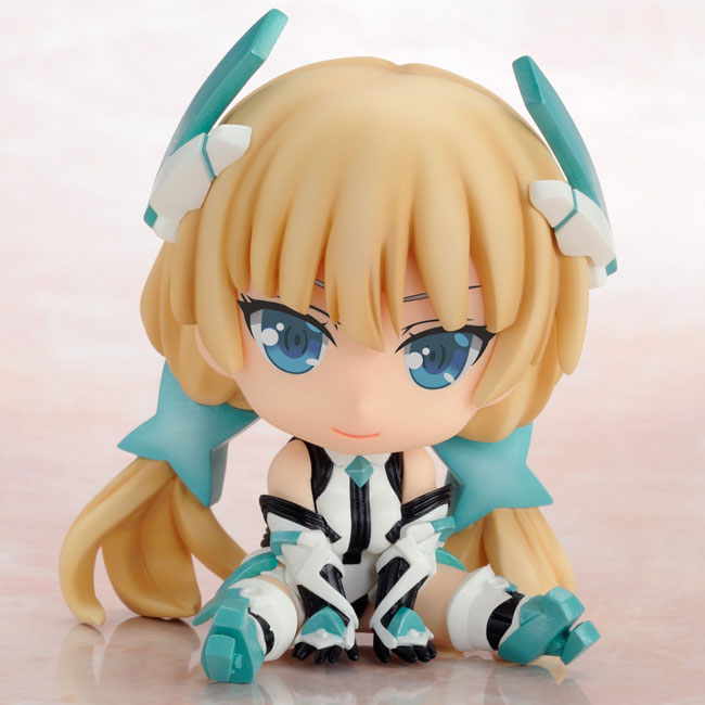 Expelled from Paradise - Angela Balzac Petanko Figure