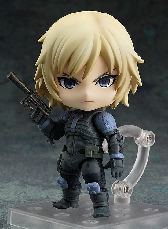 Metal Gear Solid 2 Sons of Liberty - Raiden MGS2 Version Nendoroid