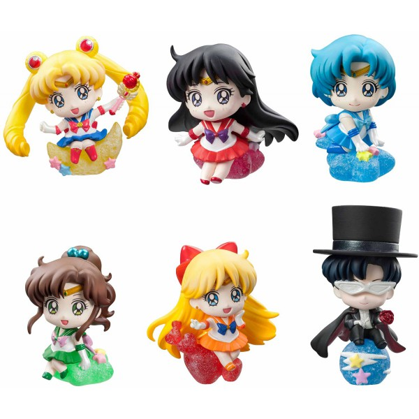 Sailor Moon - Make up with Candy Petite Chara Land Pretty - Single BLIND BOX