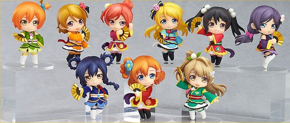 Love Live - Angelic Angel Version Nendoroid Petite - Single BLIND BOX